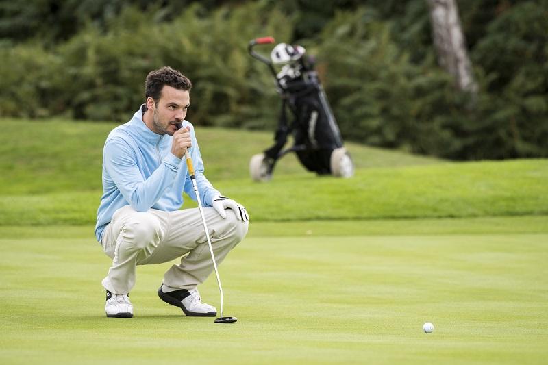 Nomadic Golfer